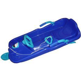 OEM AC32613 Skibob s volantem modrý