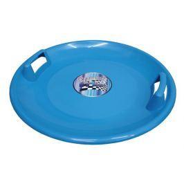 Acra Superstar plastový tanier modrý