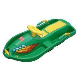 OEM AC28144 Snow Boat riaditeľný bob zelený