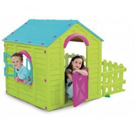KETER MY GARDEN domček zelená/modrá