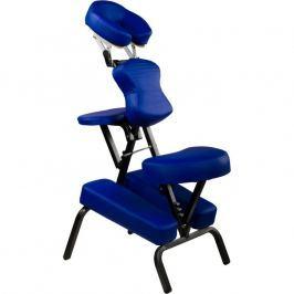 MOVIT® Massagestuhl, Massageliege, Royalblau