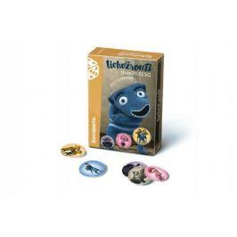 Pexeso mini Lichožrouti společenská hra v krabičce 10x16x3cm
