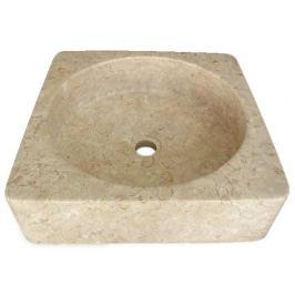 Kamenné umývadlo Handwash Cream