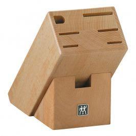 ZWILLING Blok na nože skosený drevený na 7 kusov