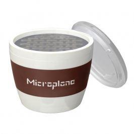 Microplane Strúhadlo na čokoládu Chocolate Cup hnedé Specialty