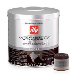 illy Kávové kapsule iperEspresso MonoArabica India 21 ks