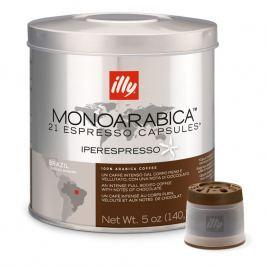 illy Kávové kapsule iperEspresso MonoArabica Brazil 21 ks