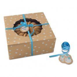 NordicWare Malé papierové krabice na bábovku Kraft Paper Bundt Box 4 kusy, Nordic Ware