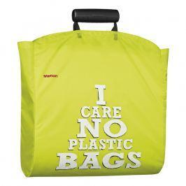 Stelton Nákupná taška No plastic pistachio i:cons
