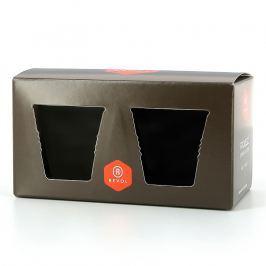 REVOL Darčeková papierová krabica na 2 espresso tégliky Froissés