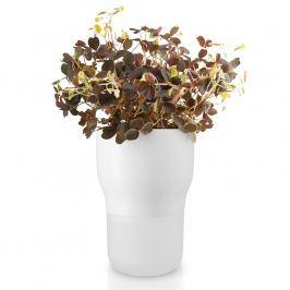 Eva Solo Samozavlažovací kvetináč kriedovo biely Ø 9 cm
