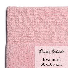 Christian Fischbacher Kúpeľňový koberček 60 x 100 cm ružový Dreamtuft, Fischbacher