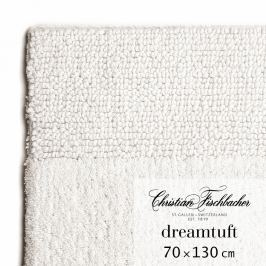 Christian Fischbacher Kúpeľňový koberček 70 x 130 cm pieskový Dreamtuft, Fischbacher