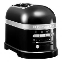 KitchenAid Hriankovač na 2 plátky Artisan čierna