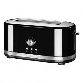 KitchenAid Hriankovač s extra dlhými otvormi 26 cm čierna
