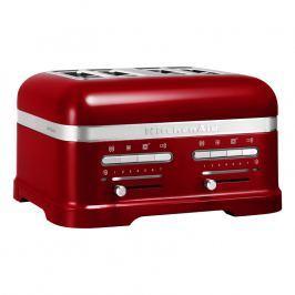 KitchenAid Hriankovač na 4 plátky Artisan červená metalíza