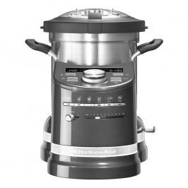 KitchenAid Varný robot Artisan striebristo sivá