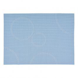 ZONE Prestieranie s kruhmi 30 × 40 cm light blue
