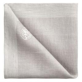 GEORG JENSEN DAMASK Obrúsok grey 45 × 45 cm PLAIN