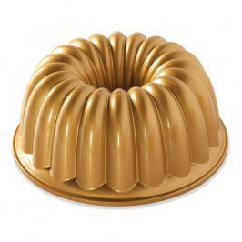 NordicWare Forma na bábovku Elegant Party Bundt® zlatá, Nordic Ware