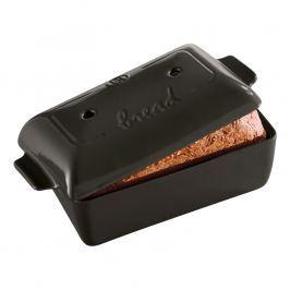 Emile Henry Forma na pečenie toastového chleba antracitová Charcoal
