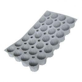 de Buyer Profi silikónová forma na 28 mini báboviek canelé Ø 3,5 cm Elastomoule®