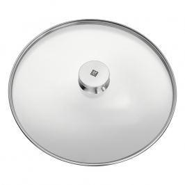 ZWILLING Sklenená pokrievka s úchytom z nehrdzavejúcej ocele Ø 32 cm TWIN® Specials