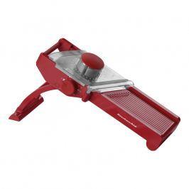 KitchenAid Mandolína s miskami súprava 9 ks Professional kráľovská červená