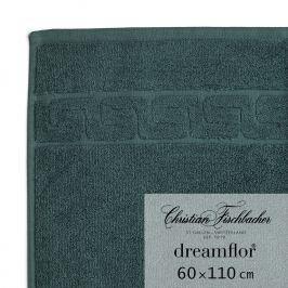 Christian Fischbacher Uterák veľký 60 x 110 cm šmaragdový Dreamflor®, Fischbacher