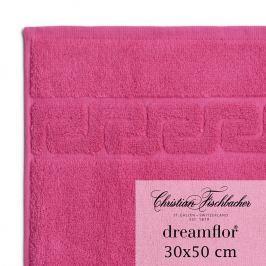 Christian Fischbacher Uterák pre hostí 30 x 50 cm purpurový Dreamflor®, Fischbacher