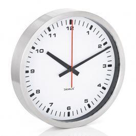Blomus Nástenné hodiny biele Ø 30 cm ERA
