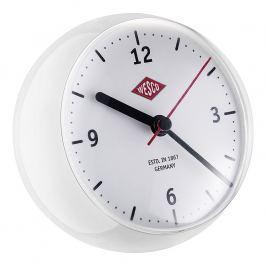 Wesco Stolné hodiny mini biele