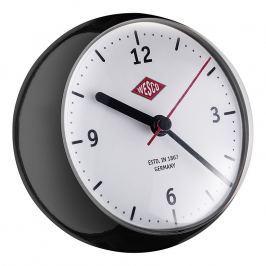 Wesco Stolné hodiny mini čierna