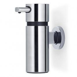 Blomus Nástenný dávkovač tekutého mydla leštená nehrdzavejúca oceľ 220 ml AREO