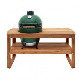 Big Green Egg Originálny drevený stôl agátový na gril XL