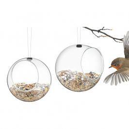 Eva Solo Závesné mini kŕmidlo pre vtáčiky 2 kusy