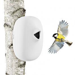 Eva Solo Keramická vtáčia búdka biela