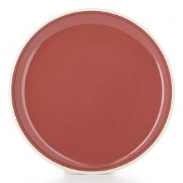 REVOL Tanier na hlavný chod Ø 25 cm červená Amarante Color Lab