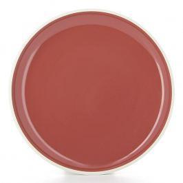 REVOL Tanier dezertný Ø 20 cm červená Amarante Color Lab