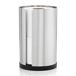 Blomus Zásobník na 2 rolky toaletného papiera matná nehrdzavejúca oceľ NEXIO