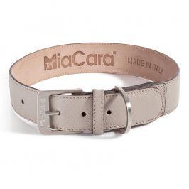 MiaCara Obojok Torino béžový M