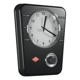 Wesco Kuchynské hodiny s minútkou čierne
