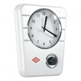 Wesco Kuchynské hodiny s minútkou biele