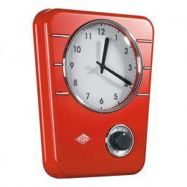 Wesco Kuchynské hodiny s minútkou červené
