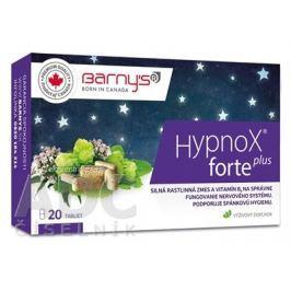 BARNYS Hypnox FORTE plus tbl 1x20 ks