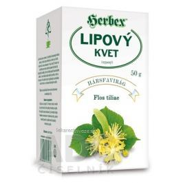 HERBEX LIPOVÝ KVET sypaná droga (čaj) 1x50 g