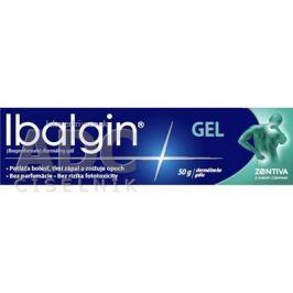 Ibalgin GEL gel der 5 % (tuba Al) 1x50 g