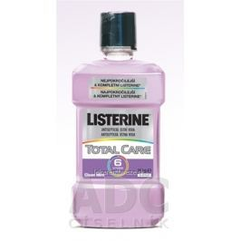 LISTERINE TOTAL CARE ústna voda 1x250 ml