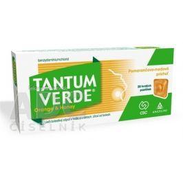 Tantum Verde Orange & Honey pas ord 3 mg (obal papier) 1x20 ks