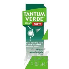 TANTUM VERDE SPRAY FORTE aer ora (liek.HDPE) 1x15 ml